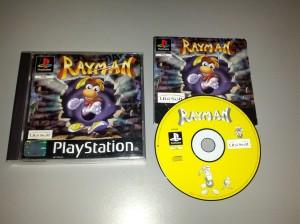 Rayman - Sony Playstation