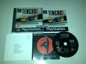 Tenchu 2 Birth of the Stealth Assassins - Sony Playstation