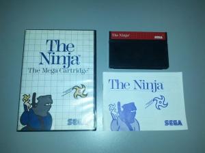 The Ninja - Sega Master System
