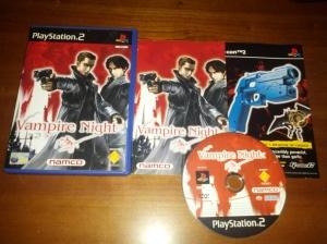 Vampire Night - Sony Playstation 2