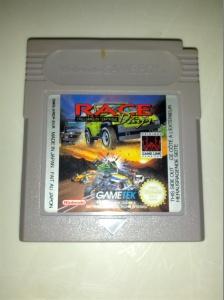 Race Days - Nintendo Gameboy