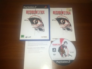 Resident Evil Dead Aim - Sony Playstation 2