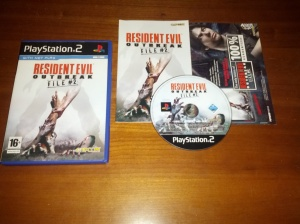 Resident Evil Outbreak File #2 - Sony Playstation 2