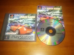 Ridge Racer - Sony Playstation