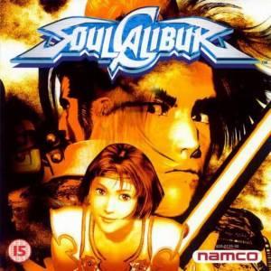 Soul Calibur Dreamcast
