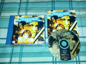 Soul Calibur - Sega Dreamcast