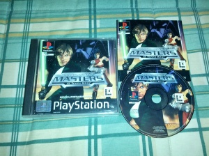 Star Wars - Masters of Teras Kasi - Sony Playstation