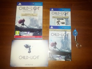 Child of Light - Deluxe Edition - Sony Playstation 3