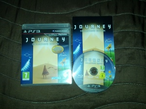 Journey Collector's Edition - Sony Playstation 3