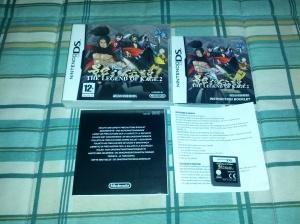 Legend of Kage 2 - Nintendo DS