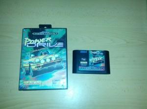 Power Drive - Sega Mega Drive