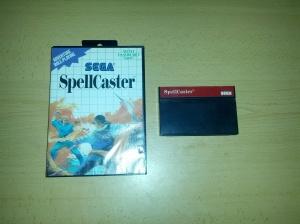Spellcaster - Sega Master System