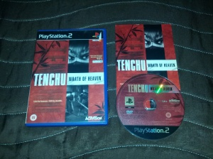 Tenchu Wrath of Heaven - Sony Playstation 2
