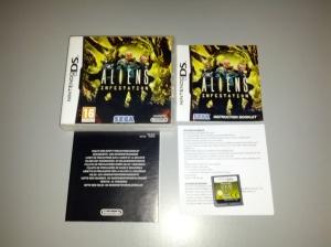 Aliens Infestation - Nintendo DS