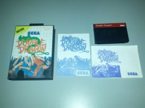Double Dragon - Sega Master System
