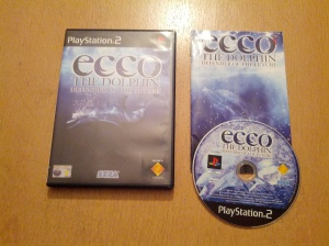 Ecco the Dolphin Defender of the Future - Sony Playstation 2