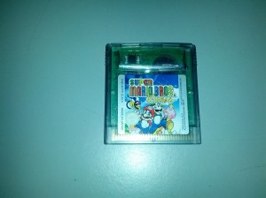Super Mario Bros Deluxe - Nintendo Gameboy Color