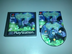 Syphon Filter - Sony Playstation