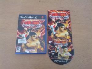 Tekken 5 - Sony Playstation 2