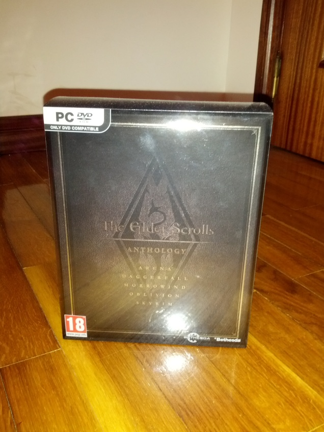 how to download tes arena