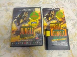 Jungle Strike - Sega Mega Drive