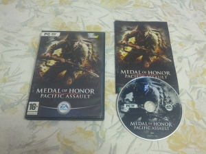 Medal of Honor Pacific Assault - PC
