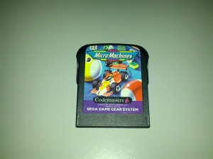 Micro Machines - Sega Game Gear