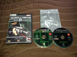 Soldier of Fortune II - PC