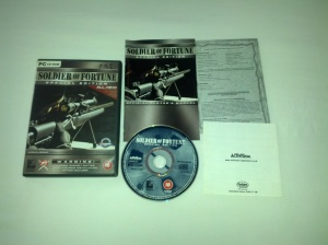 Soldier of Fortune - PC