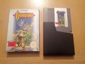 Castlevania - Nintendo Entertainment System