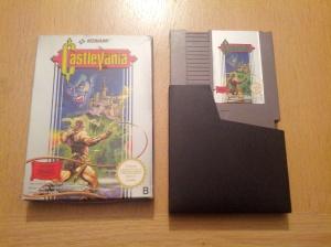 Castlevania - Nintendo Entertainment System