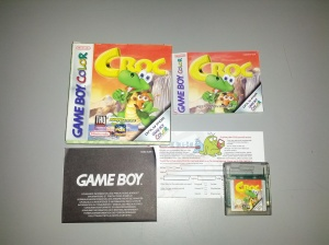 Croc - Nintendo Gameboy Color