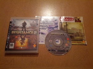 Resistance 2 - Sony Playstation