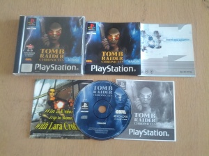 Tomb Raider Chronicles - Sony Playstation