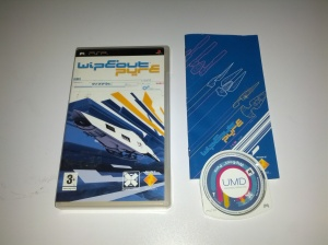 Wipeout Pure - Sony Playstation Portable
