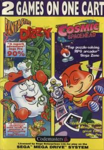 Fantastic Dizzy Cosmic Spacehead