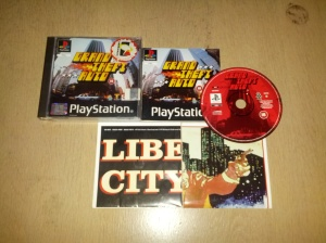 Grand Theft Auto - Sony Playstation