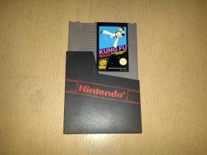 Kung Fu - Nintendo Entertainment System