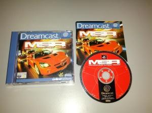 Metropolis Street Racer - Sega Dreamcast