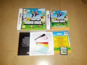 New Super Mario Bros - Nintendo DS