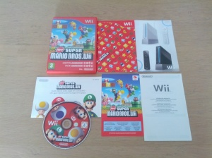 New Super Mario Bros Wii - Nintendo Wii