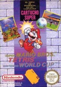 SMB/ Tetris / Nintendo WC