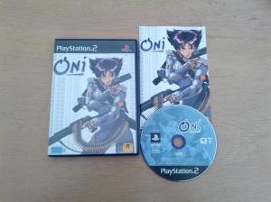Oni - Sony Playstation 2