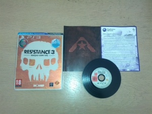 Resistance 3 - Sony Playstation 3