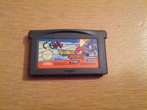Sonic Battle - Nintendo Gameboy Advance