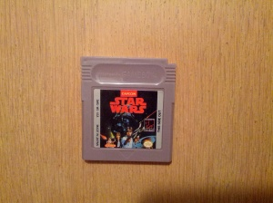 Star Wars - Nintendo Gameboy
