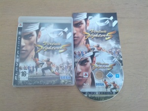 Virtua Fighter 5 - Sony Playstation 3
