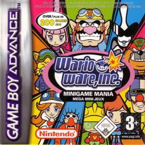 WarioWare Inc Minigame Mania