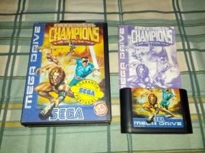 Eternal Champions - Sega Mega Drive
