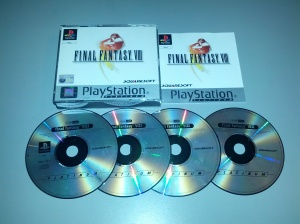 Final Fantasy VIII - Sony Playstation
